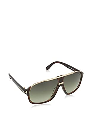 TOM FORD Occhiali da sole FT0335_PANT 130_56K (60 mm) Avana