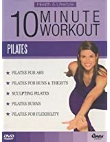 10 Minute Workout - Pilates