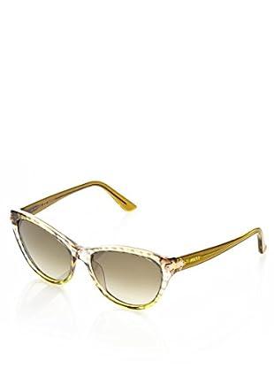 Emilio Pucci Sonnenbrille EP715S braun/zweifarbig