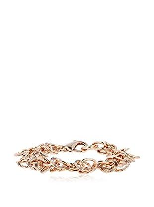 Belrose Armband  vergoldete Bronze 18 Karat