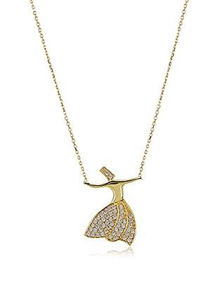 Melin Paris Collar Gold Dervish Dorado