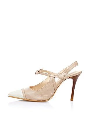 Vilagallo Zapatos de Talón Abierto