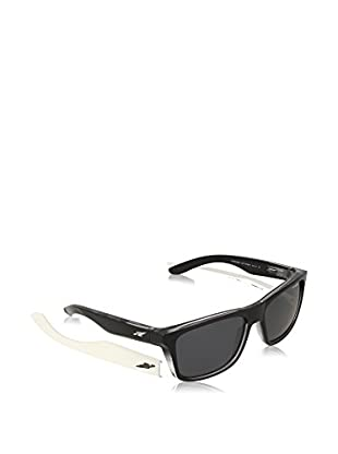 Arnette Gafas de Sol Polarized Syndrome (57 mm) Negro