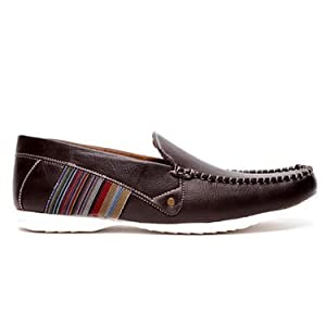 B&B Urbane Brown Loafers