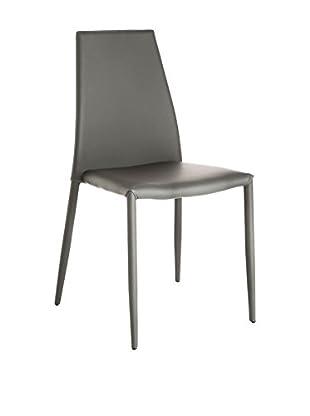 Contemporary Living Special Chairs & Co. Stuhl 4er Set Lion grau
