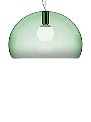 Kartell Pendelleuchte Fl/Y grün