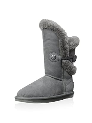 AUStralia Luxe Collective Womens Nordic Shearling Short Boot (Grey)