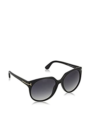 TOM FORD Sonnenbrille Mod.FT0370 PAN_01B (56 mm) schwarz