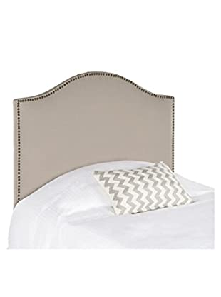 Safavieh Connie Headboard, Twin Size, Taupe
