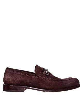 Pedro Del Hierro Zapatos Vestir (Marrón Oscuro)