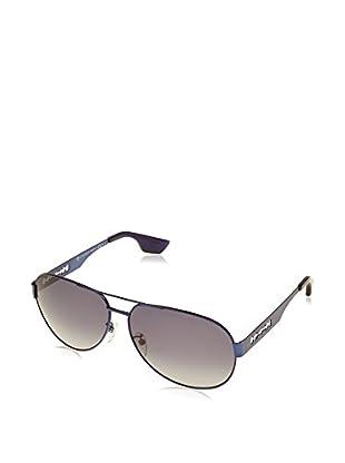 Mcq Alexander McQueen Sonnenbrille 0037/F/S_FLQ (65 mm) blau