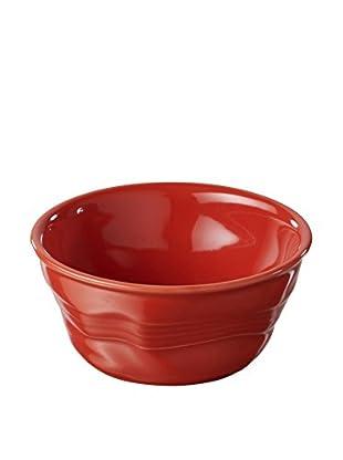 Revol Porcelain Ramekin, Red