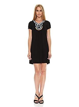 Barbarella Vestido Tiffany (Negro)
