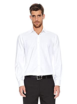 Caramelo Camisa Yohann (Blanco)