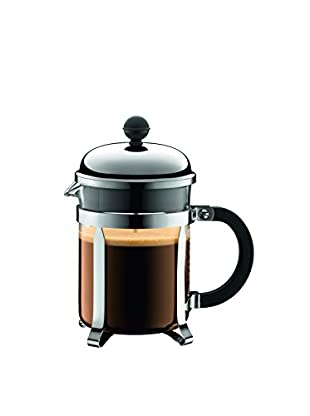 Bodum Chambord 17-Oz. Coffee Maker, Chrome