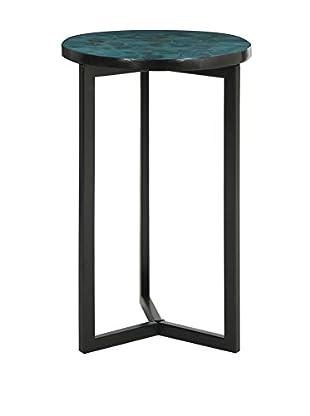 Safavieh Zaira End Table, Turquoise