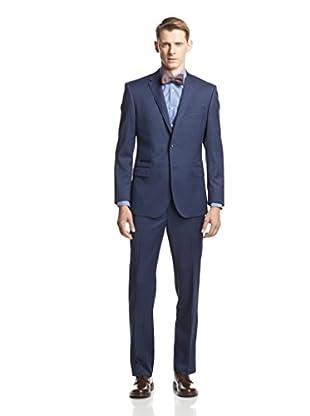 English Laundry Men's Solid Suit
