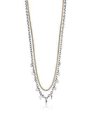 Dyrberg/Kern Halskette Cephalia Rosegold roségold