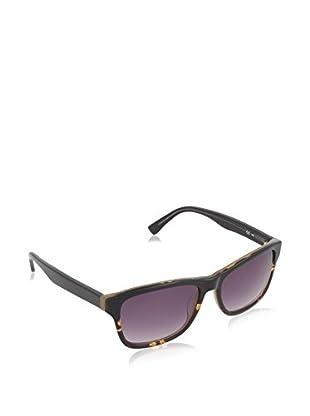 Lacoste Sonnenbrille 709S001 (55 mm) schwarz/havanna