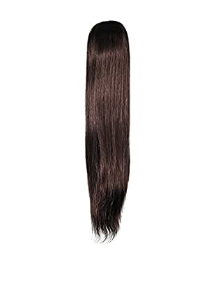 Love Hair Extensions Kunsthaar-Pferdeschwanz Alice mit Kordel 45cm, 2 Dark Brown