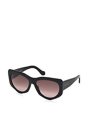 Balenciaga Sonnenbrille BA0018-58 17 145 01T (58 mm) schwarz