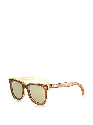 FELER SUNGLASSES Sonnenbrille Charles Bubinga (54 mm) beige/braun