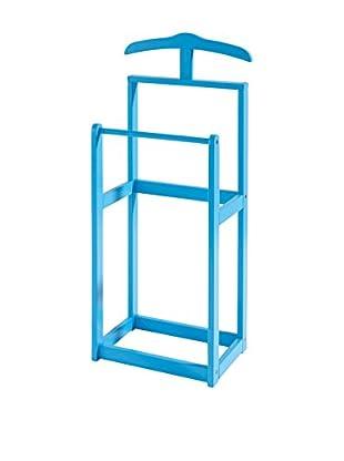 Stiller Diener blau 30 x 107 x 45H cm