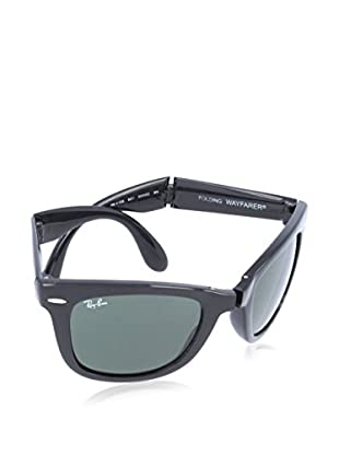 Ray-Ban Gafas de Sol Polarized Polarized Folding Wayfarer (50 mm) Negro