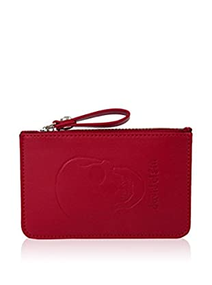 davidelfin Monedero Key Purse Rojo