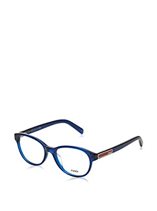 Fendi Gestell 979_442-51 (51 mm) blau