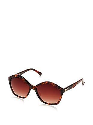 cK Gafas de Sol Ck4284S (58 mm) Negro / Cognac