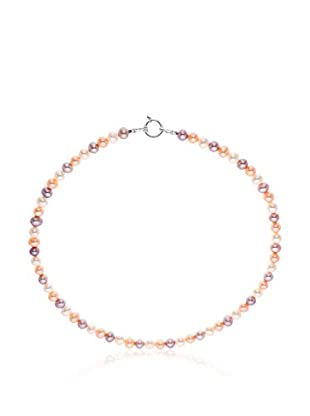 Manufacture Royale des Perles du Pacifique Halskette Choker mehrfarbig