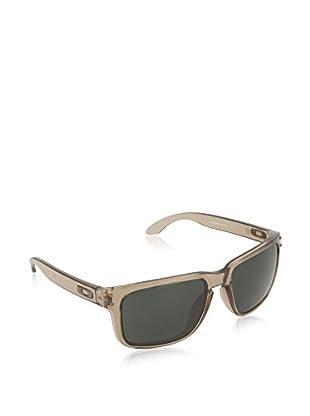 OAKLEY Sonnenbrille Mod. 9102 910264 (55 mm) dunkelgrau