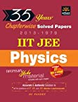 35 Years' Chapterwise Solved Papers (2013-1979) IIT JEE Physics