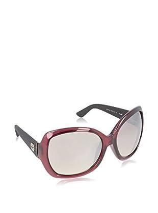 Gucci Sonnenbrille GG3715/SNQ granatrot one size