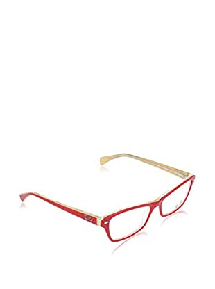 Ray-Ban Gestell Mod. 5256/5191 rot