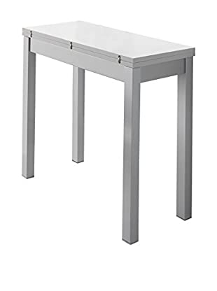 kitchen Furniture Mesa Comedor Blanco / Gris