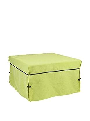 TINKEE Puff Cama Morfeo Verde