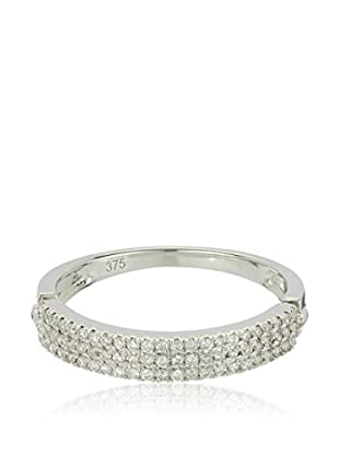 Bentelli Anillo 9K Gold 0.25Ct Diamonds