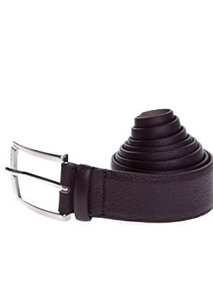 Hugo Boss Cinturón Liso (marrón)