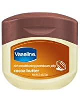 Vaseline Rich Conditioning Petroleum Jelly Cocoa Butter 7.5 oz.