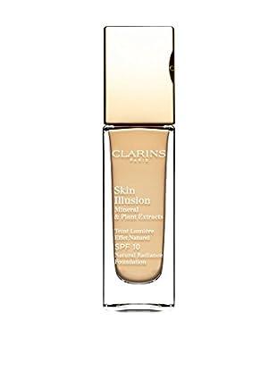 CLARINS Flüssige Foundation Skin Illution N°107 Beige 10 SPF 30 ml, Preis/100 ml: 99.83 EUR