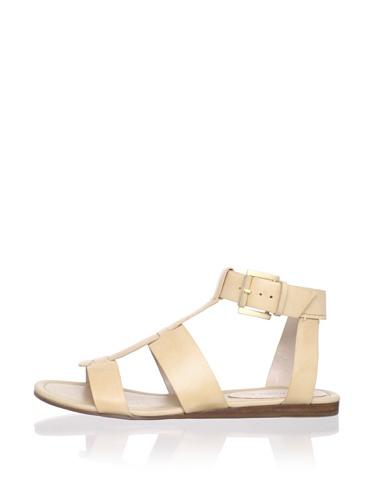 Rosegold Women's Adrian Gladiator Sandal (Bisque)