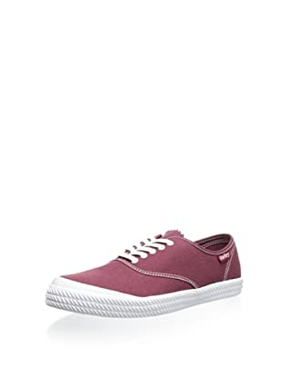 Volley Men's OC Sneaker (Burgundy/White)