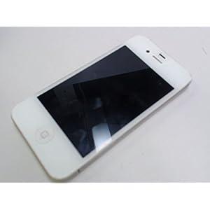 Apple iphone 4S iOS Mobile Phone (White)