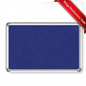 Blue Pin Up Soft Notice Board