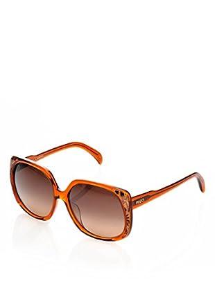 Emilio Pucci Sonnenbrille EP690S karamell