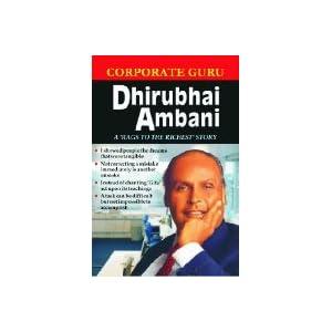 Corporate Guru Dhiru Bhai Ambani