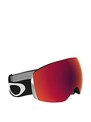 OAKLEY Skibrille MOD./7050 schwarz matt