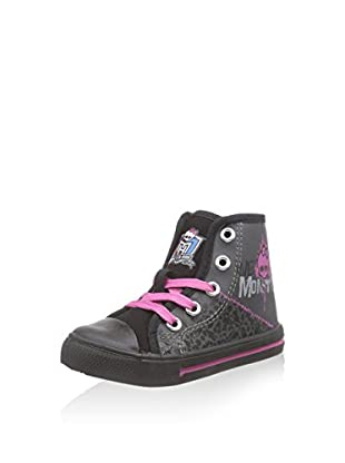 Monsterhigh Zapatillas abotinadas